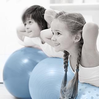 Rückenschule für Kinder - Physiotherapie Leipzig