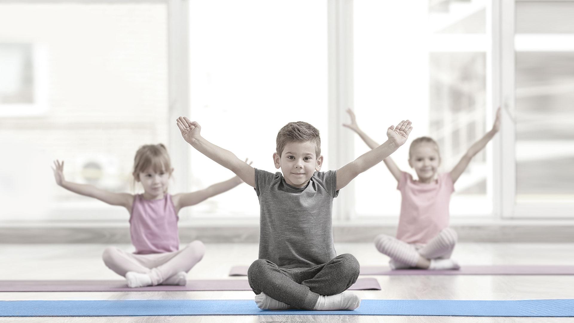 Yoga Kurs für Kinder in Leipzig Schleußig